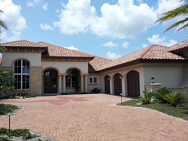 Clay Tile Roof Replacement
